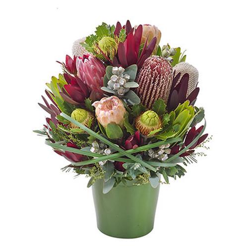 Arrangement of Mixed Wildflowers